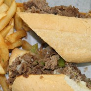Philly Cheesesteak w/Fries